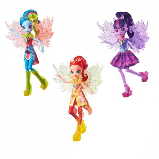 My Little Pony. Equestria Girls кукла делюкс с ...