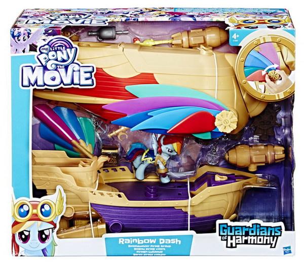 My Little Pony Movie. Хранители Гармонии Игровой набор