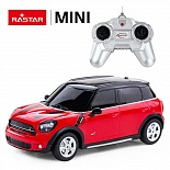 Машина р/у 1:24 MINI Cooper S Countryman Цвет Красный