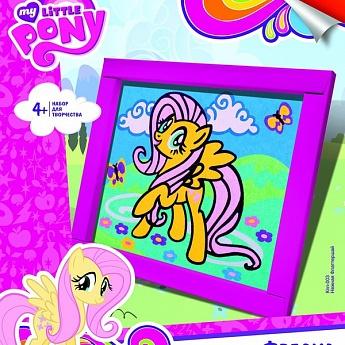 """Фреска. Картина из песка. Hasbro My Little Pony """"Нежная ..."""